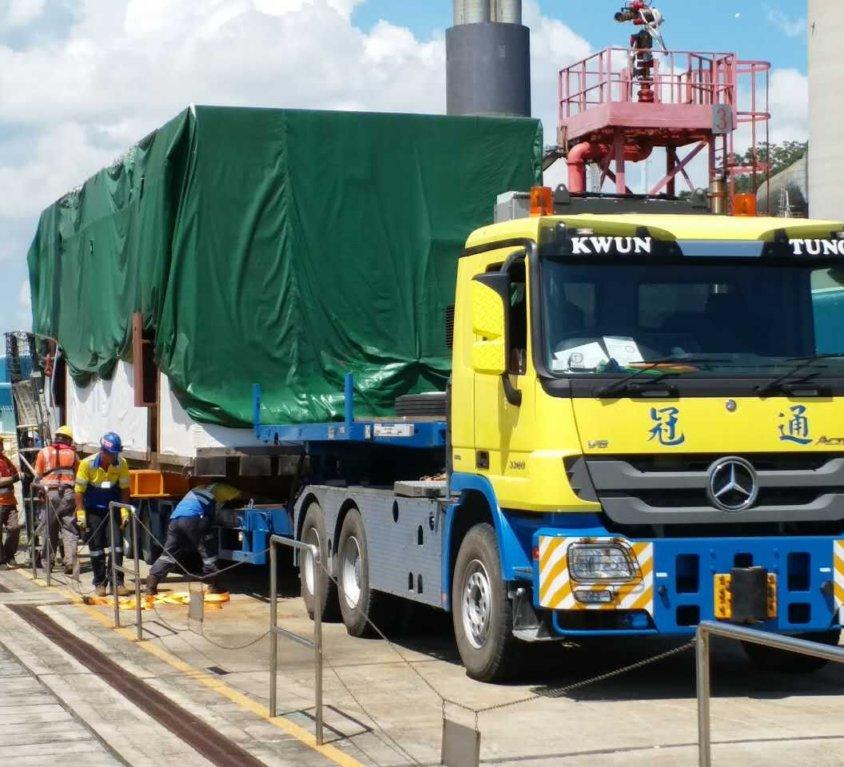 CLP 90 Tons Transformer