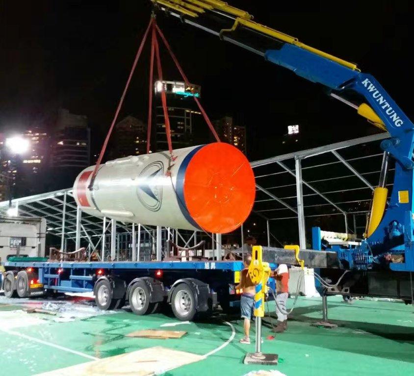 香港回歸20周年 – 火箭